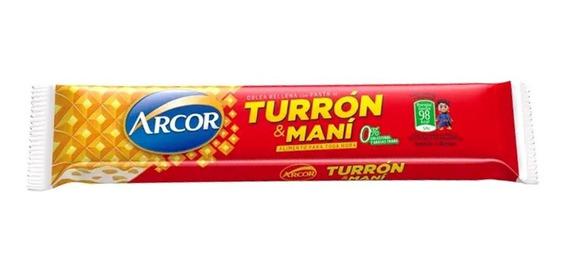 50 Turron Arcor Cumpleaños & Candybar -barata La Golosineria