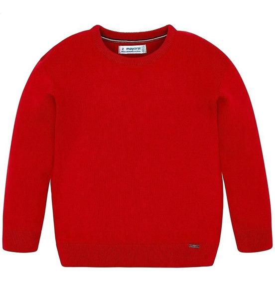 Sueter Para Niño Color Rojo Mayoral