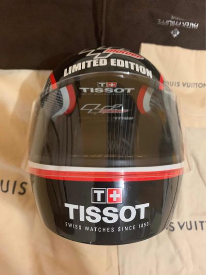 Casco Reloj Tissot Moto Gp Nuevo!