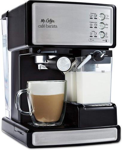 Cafetera Mr. Coffee Espresso And Cappuccino Maker | Café Bar