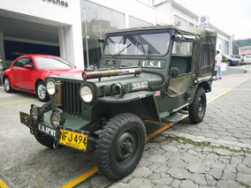 Jeep Willys 1972