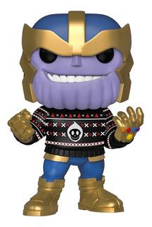 Funko Pop! Marvel: Holiday - Thanos (43336)