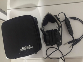 Headset Bose A10 - Muito Conservado