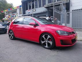 Volkswagen Golf Gti Performance Turbo