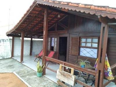 Casa Na Praia Com 2 Quartos, Analisa Carro/parcelas - 5477/p