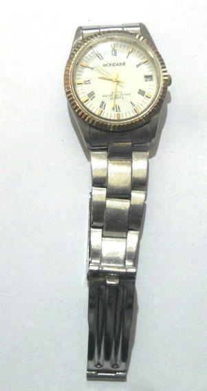 Relógio Mondaine Feminino Quartz Visual Rolex Usado