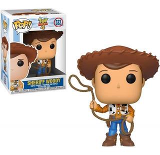 Funko Pop! Toy Story 4: Sheriff Woody Original Toptoys