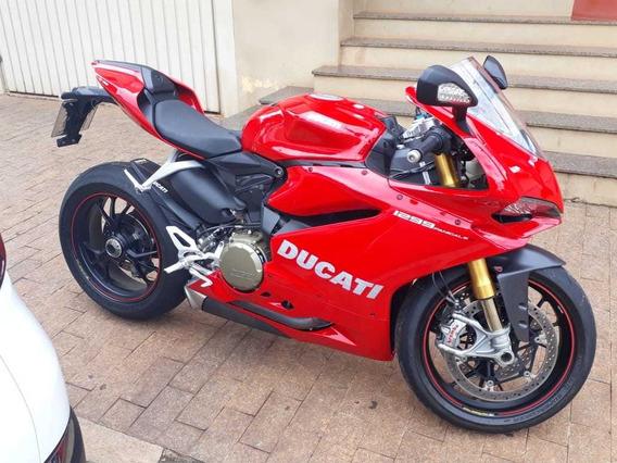 Ducati Panigale 1299 S, 2016 Novíssima Com Apenas 1920 Km.