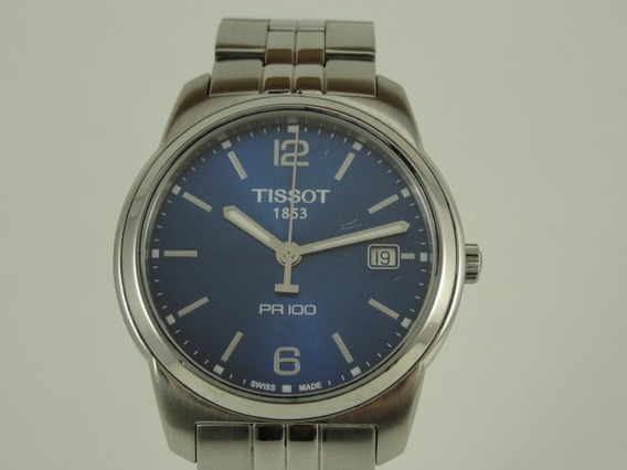 Relógio Tissot Pr100 - Swiss Made - Mod: T049.410.11.047.01