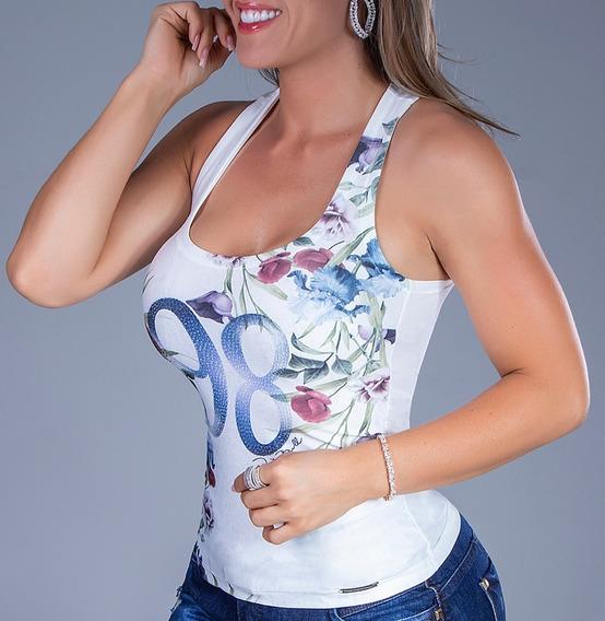 Blusa Regata Pit Bull Jeans 31851