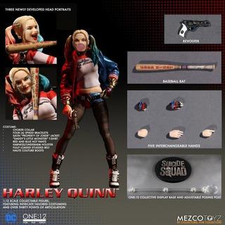 Mezco Suicide Squad Harley Quinn