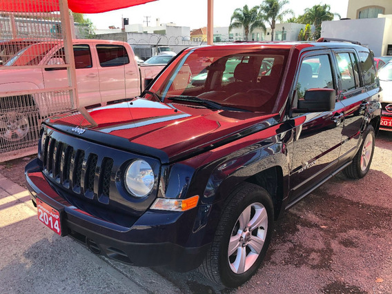 Jeep Patriot Sport Automatica 2014 Credito Recibo Auto Finan