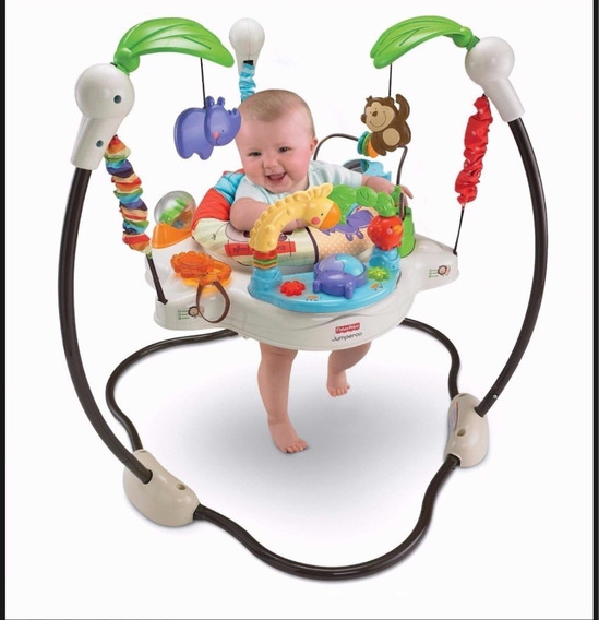 Jump Fisher Price Luv U Zoo
