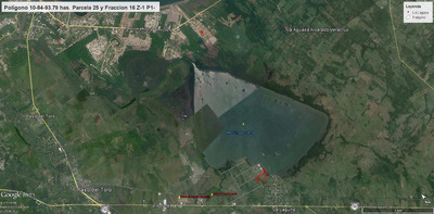 Terreno En Laguna De Mandinga Grande