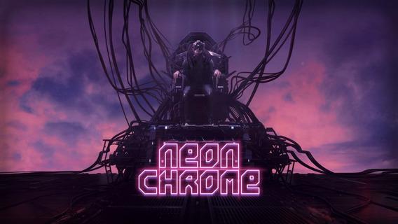 Jogo Digital - Neon Chrome - Steam Cd Key