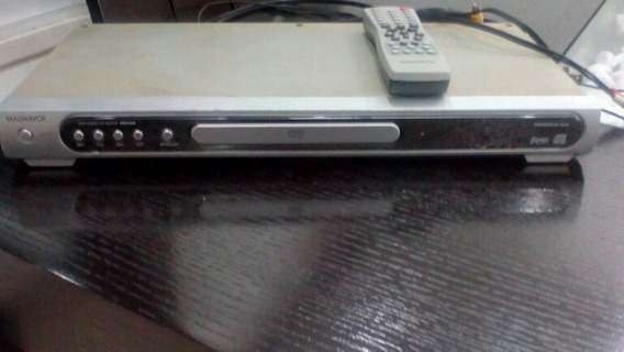Dvd Player Magnavox Mdv456