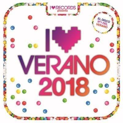 Cd I Love Verano 2018 Interprete Varios 2cds