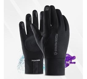 Luva Moto Impermeável Anti Chuva Touch Neopreme Inverno
