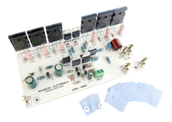 Placa Amplificador - Eletrônicos, Áudio e Vídeo [Promoção