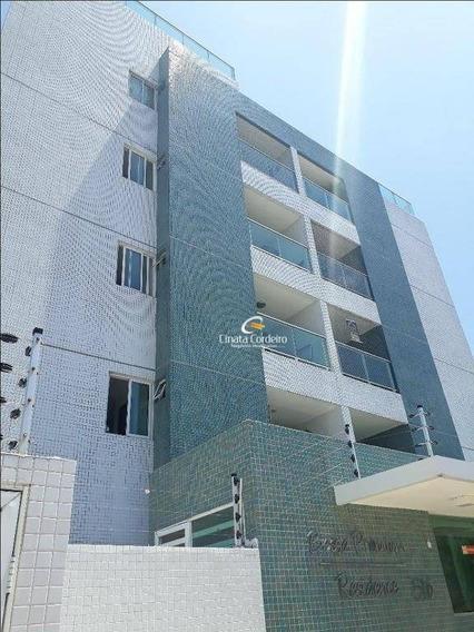Apartamento Com 3 Dormitórios À Venda, 106 M² Por R$ 420.000,00 - Bessa - João Pessoa/pb - Ap2581