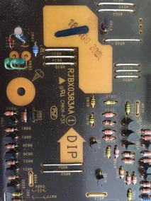 Placa Frontal Panasonic Sa-ak320 Cod Rjbx0383aa