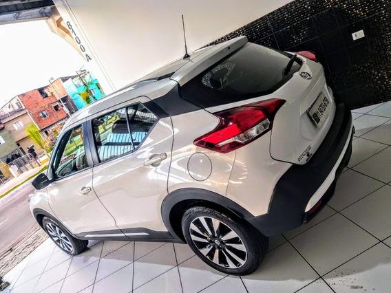 Nissan Kicks Sv 1.6 Automatica 5.000km Completa 2019