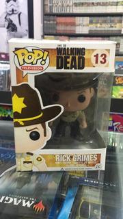 Funko Pop! Rick Grimes # 13