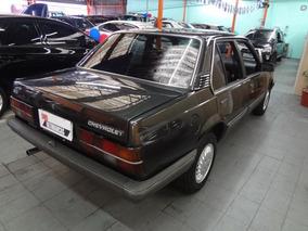 Monza Classic Se 2.0 8v 4p 1990 Cinza