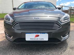 Ford Focus Titanium 2.0 2017, Automático