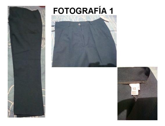 Pantalones De Vestir Para Dama (nuevos)