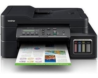 Impresora Multifunc Wifi Adf Sistema Original Brother T710w