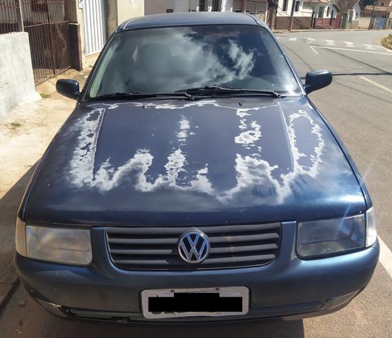 Volkswagen Santana 2001 2.0 4p - Completo - Ipva 2020 Pago