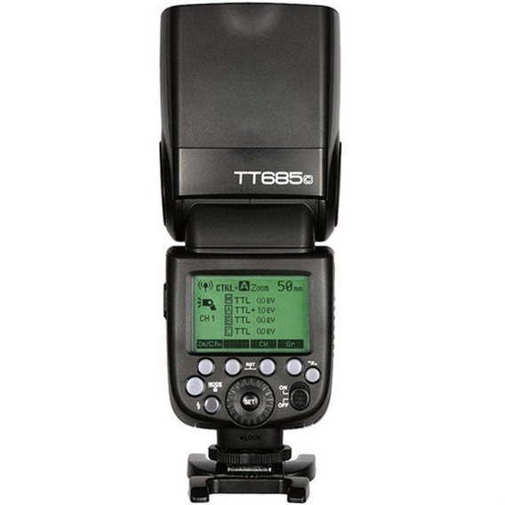 Flash Godox Tt685 N Ttl Para Camera Canon