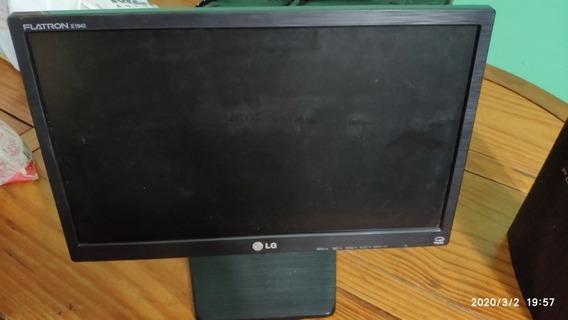 Monitor Para Repuesto Lg E1942s Sin Placa, Solo Display