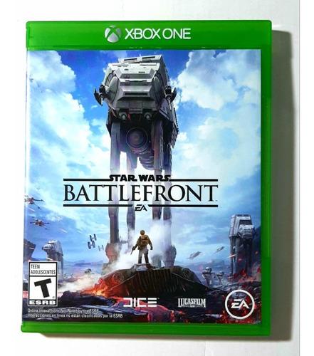 Imagen 1 de 2 de Star Wars Battlefront Xbox One Lenny Star Games