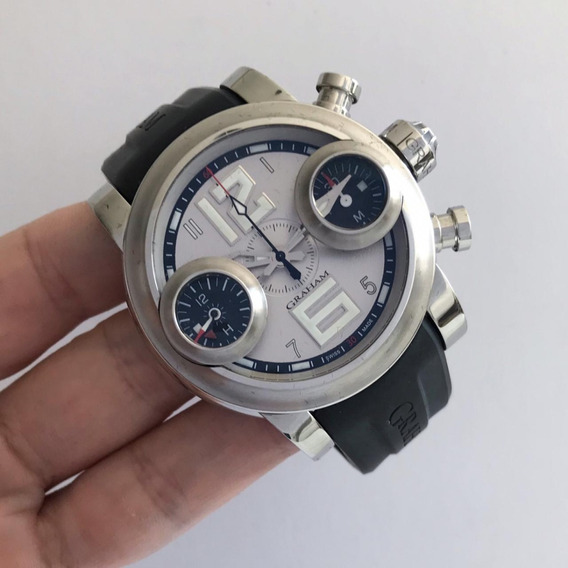 Graham Swordfish Big 12 6 Automatic Chronograph 45mm