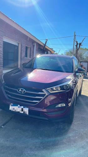 Hyundai Tucson 2016 2.0 Gl 6at 2wd