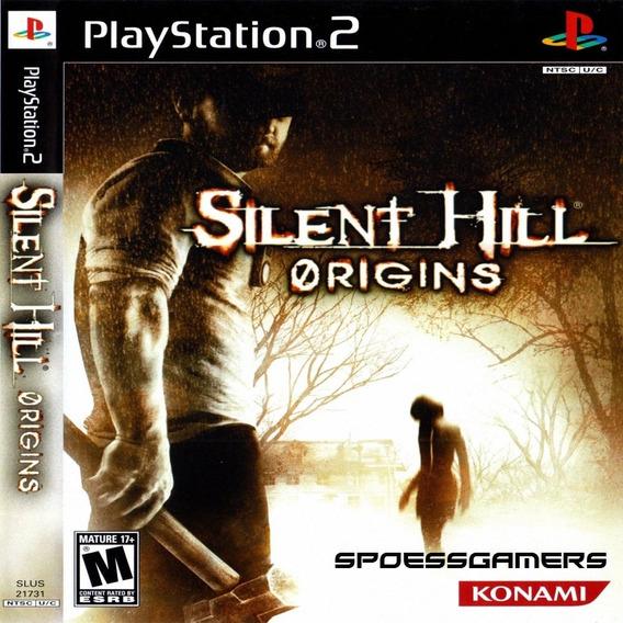 Silent Hill 5 Origins Ps2 Desbloqueado Patch