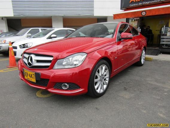 Mercedes Benz Clase C 180 Cgi 1.6 At