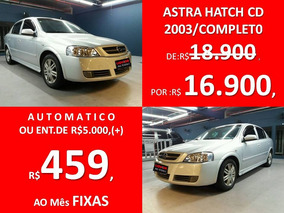 Chevrolet Astra Cd 2.0 Automatico Impecável!