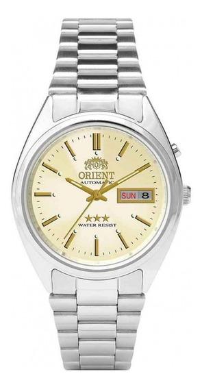 Relógio Orient Automático Masculino Mecânico 469wa3c1sx