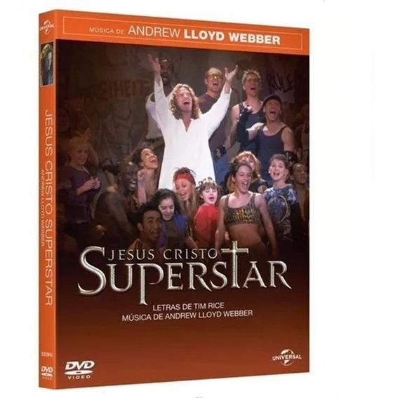 Dvd - Jesus Cristo Superstar (com Luva)