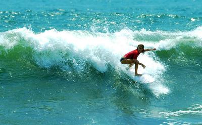 Vendo Terreno En La Unica Playa Donde Se Practica Surf Pared