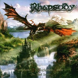 Rhapsody Of Fire - Symphony Of Enchanted Lands Ii - Cd+dvd