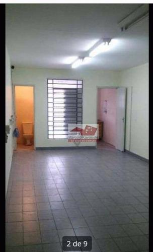 Imagem 1 de 13 de Casa Térrea Com 3 Dormitórios À Venda, 150 M² Por R$ 450.000 - Saúde - São Paulo/sp - Ca1226