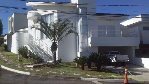 Imagem 1 de 15 de Casa A Venda Cond. Parque Esplanada Votorantim Sp - Cc-0866-1