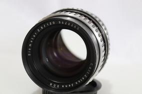 Carl Zeiss Jena Biometar 120 Mm F 2.8 Ddr Lente Canon Eos