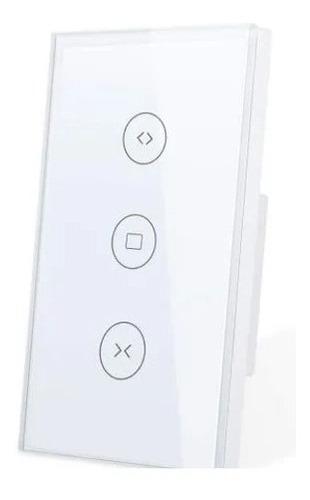 Interruptor Switch De Cortina Wifi Inteligente Alexa Domotic