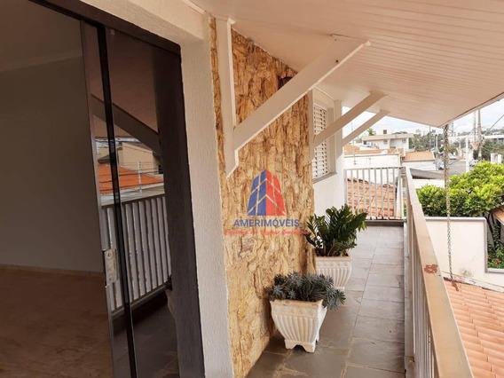 Sobrado Com 2 Dormitórios Para Alugar, 99 M² Por R$ 1.500/mês - Jardim São Paulo - Americana/sp - So0022