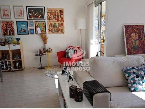 Imagem 1 de 15 de Apartamento Com 2 Dormitórios À Venda, 69 M² Por R$ 567.000 - Água Branca - São Paulo/sp - Ap0392